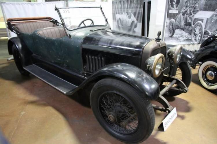 1921 Mercer Series 5 Sporting Touring Car