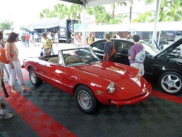 1979 Alfa Romeo 2000 Veloce Spider
