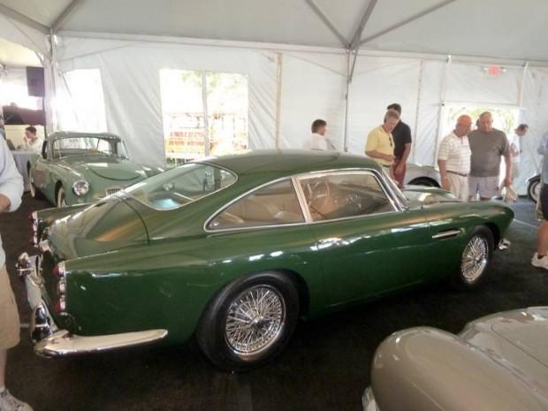 1961 Aston Martin DB4 Series III Coupe