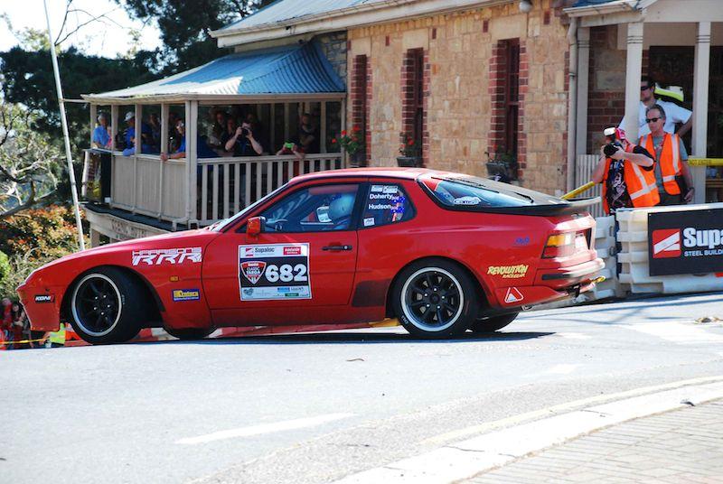 Classic Targa Adelaide 2011 Report And Photos