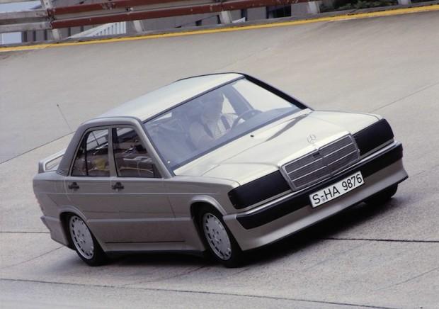 Mercedes-Benz 190E, Nardo Track