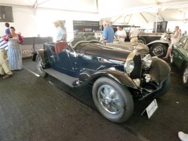 1930 Bugatti Type 46 Sports 4-seater