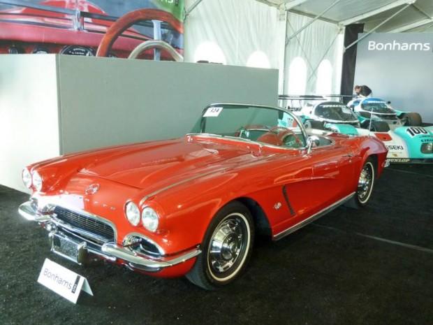 1962 Chevrolet Corvette Convertible for sale