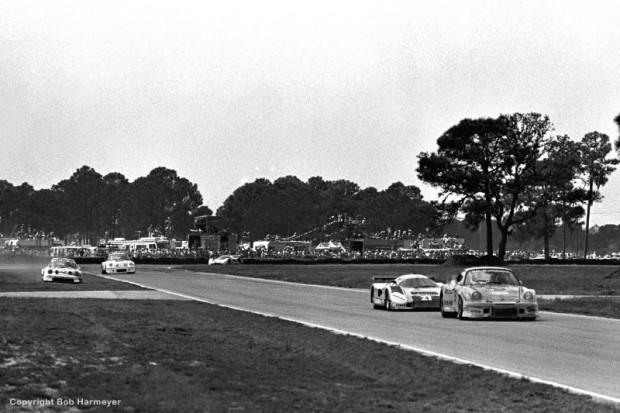 1983 Sebring 12 Hours, Porsche 934 winner