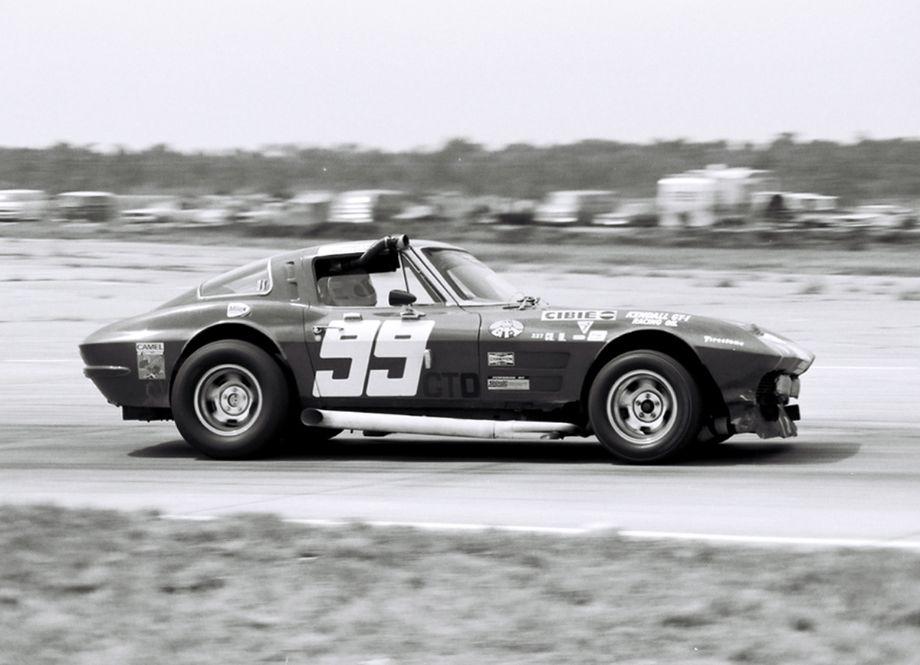 1963 split-window Corvette of Phil Currin