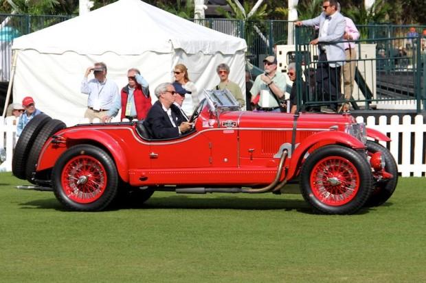 1929 OM 665 SSMM Factory Team Car