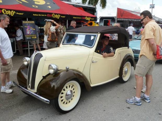 1947 Standard Eight 2-Dr. Tourer