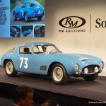 RM Sotheby's Monterey 2015 – Auction Report