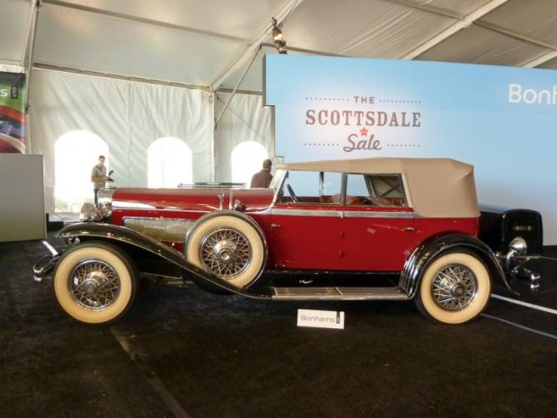 1929 Duesenberg Model J Convertible Sedan for sale