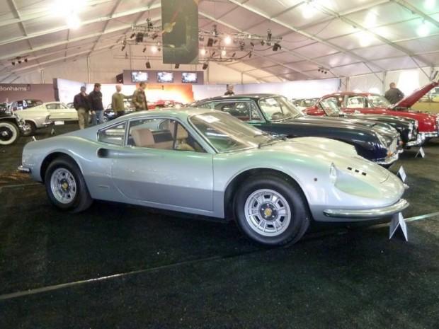 1971 Ferrari 246 GT Dino Coupe