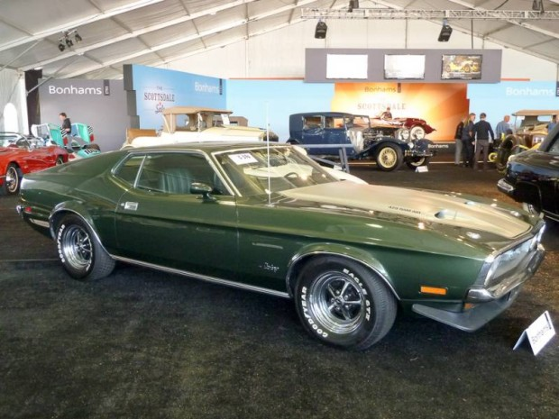 1971 Ford Mustang 429 Super Cobra Jet Fastback for sale
