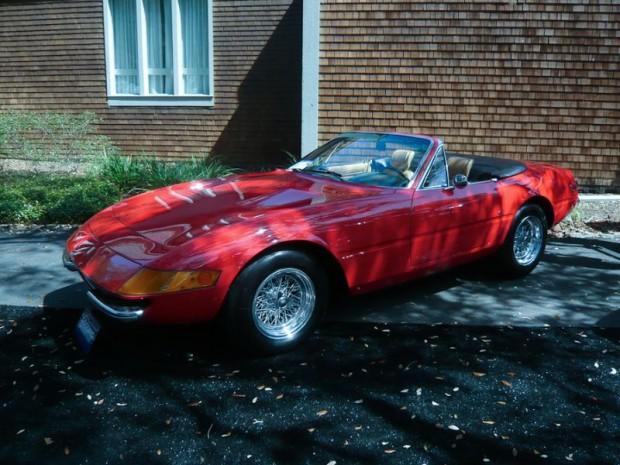 1971 Ferrari 365 GTB-4 Daytona Spider for sale