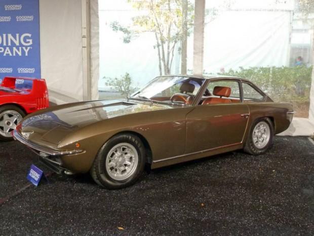1968 Lamborghini Islero Coupe
