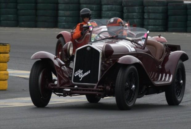 Jon Shirley, Alfa Romeo 8C2300