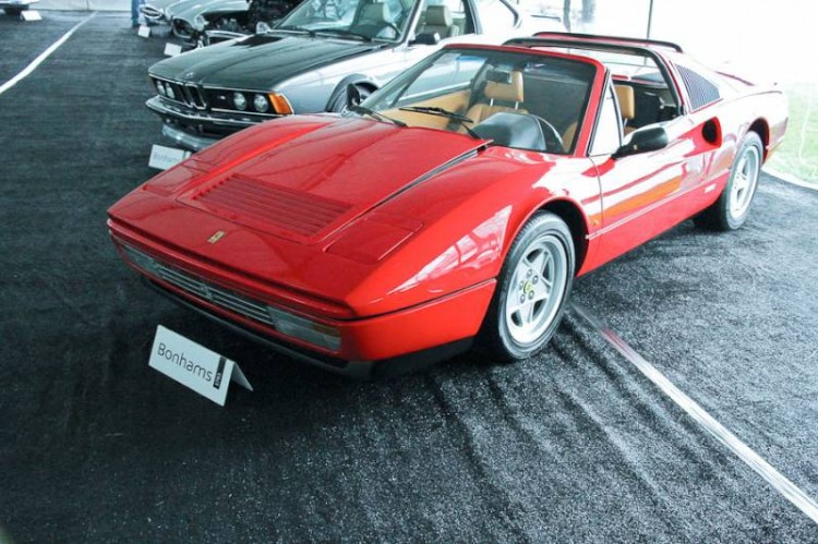 1986 Ferrari 328GTSi Targa