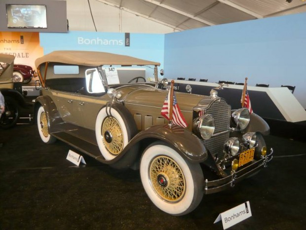 1929 Packard 640 Super Eight Touring