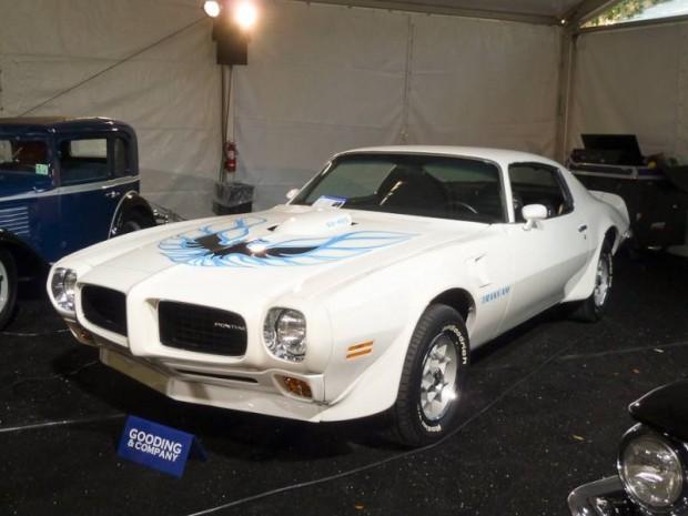 1973 Pontiac Firebird Coupe