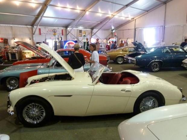 1960 Austin-Healey 3000 Mark I BN7 Roadster