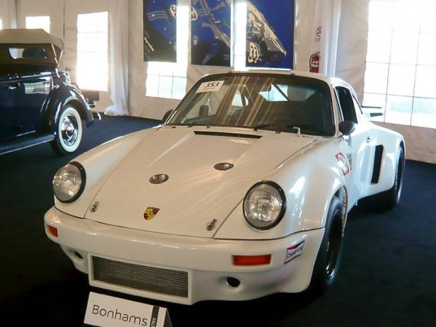 1977 Porsche 911 RSR IMSA Racing Coupe for sale