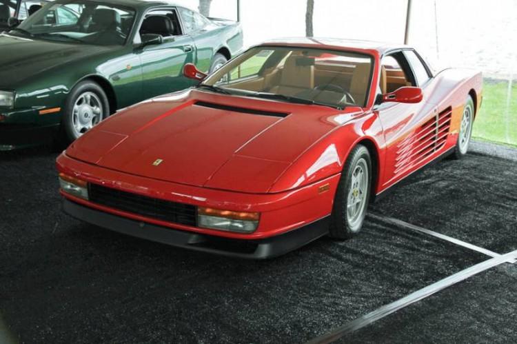 1991 Ferrari Testarossa Coupe