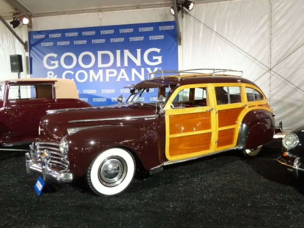 1941 Chrysler Town and Country Barrel Back for sale