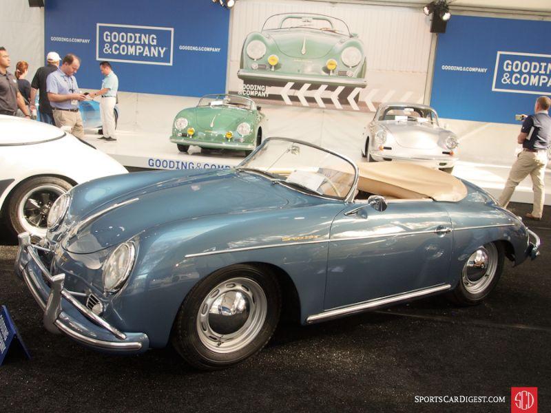1957 Porsche 356A Speedster, Body by Reutter