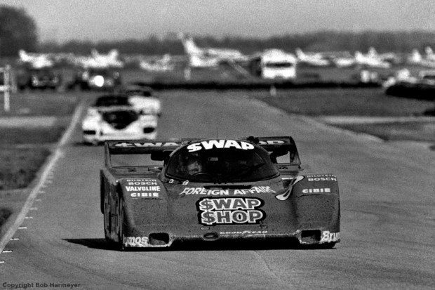 A.J. Foyt, Porsche 962, 1985 Sebring 12 Hours