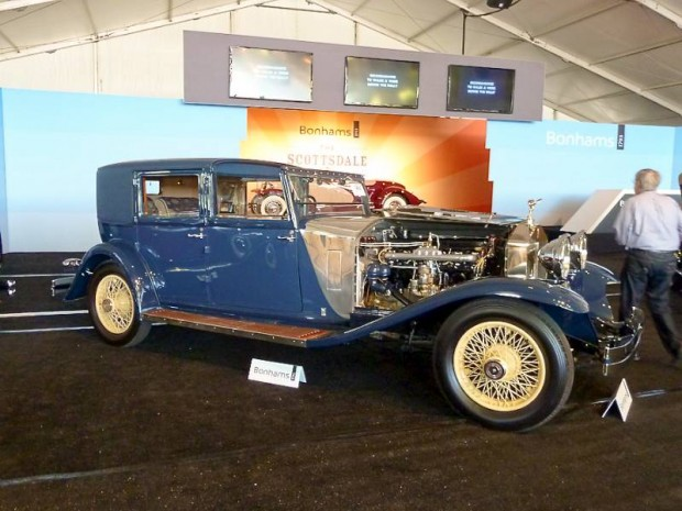 1929 Rolls-Royce Phantom II Imperial Cabriolet for sale
