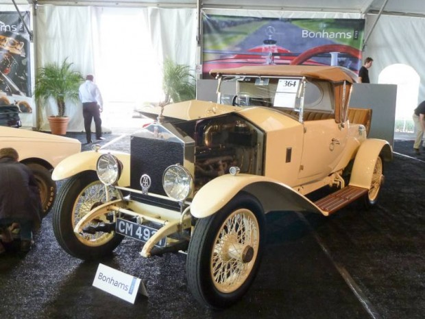 1923 Rolls-Royce 20hp Roadster for sale