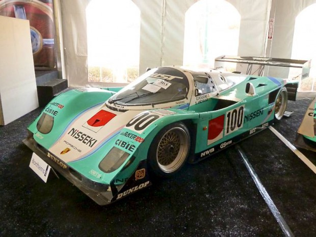 1987 Porsche 962 Group C Racing Coupe for sale