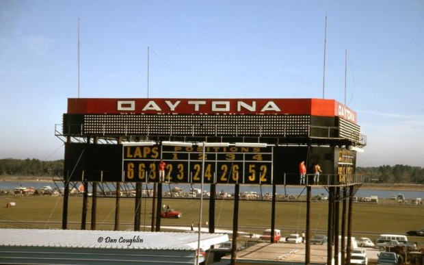 1967 24 Hours of Daytona scoreboard