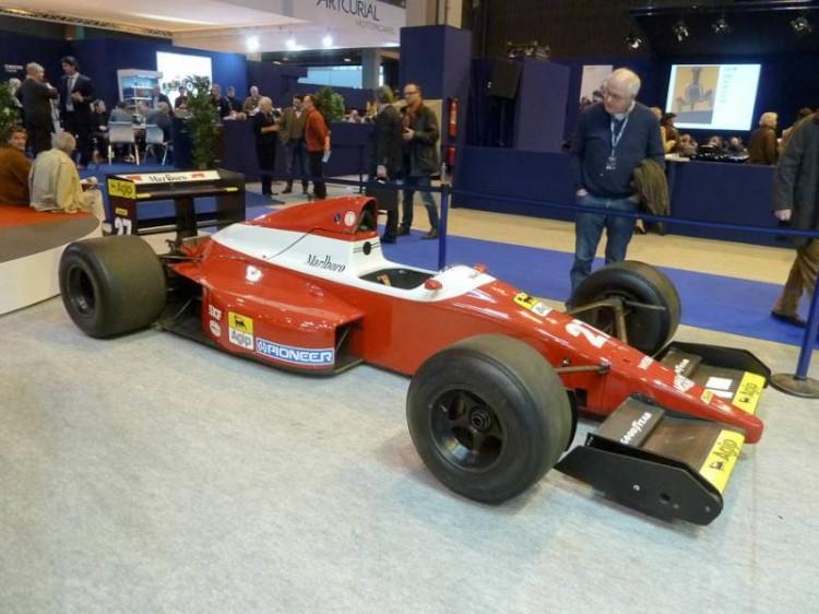 Artcurial paris retromobile 2014 auction report for Garage bms auto
