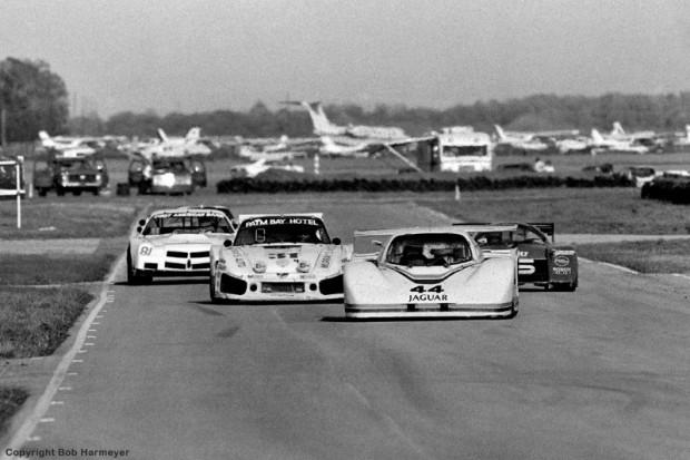 Group 44 Jaguar XJR-5, Sebring 12 Hours 1985