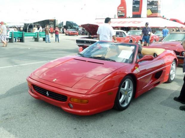 1997 Ferrari F-355 Spider