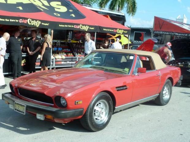 1982 Aston Martin V8 Volante