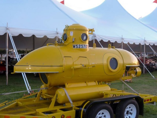 1988 Kittredge K350 Submarine