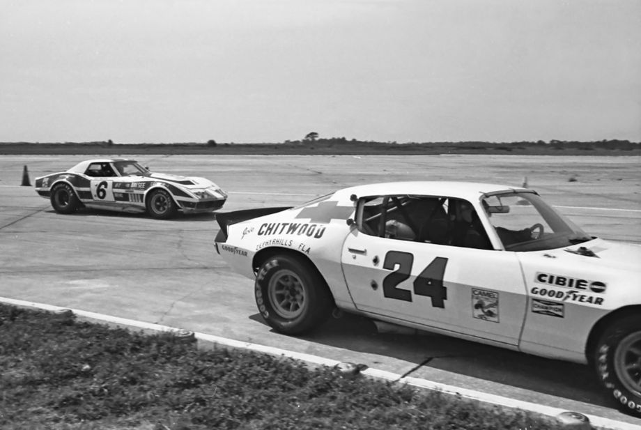 Tim and Joie Chitwood plus Bob Nagel finished 9th at Sebring in 1973