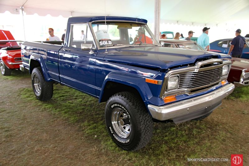 1979 Jeep J10 Townside Pickup 4x4