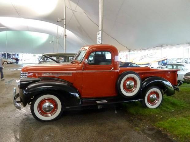 1941 Chevrolet AK 1/2 Ton Pickup