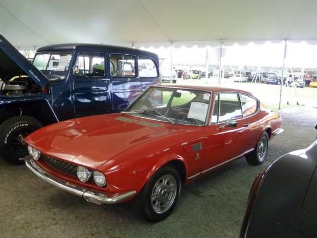 1967 Fiat Dino Coupe, Body by Bertone