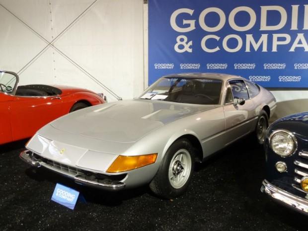 1973 Ferrari 365 GTB-4 Daytona Coupe for sale
