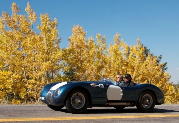 1952 Jaguar C-Type at Colorado Grand 2010