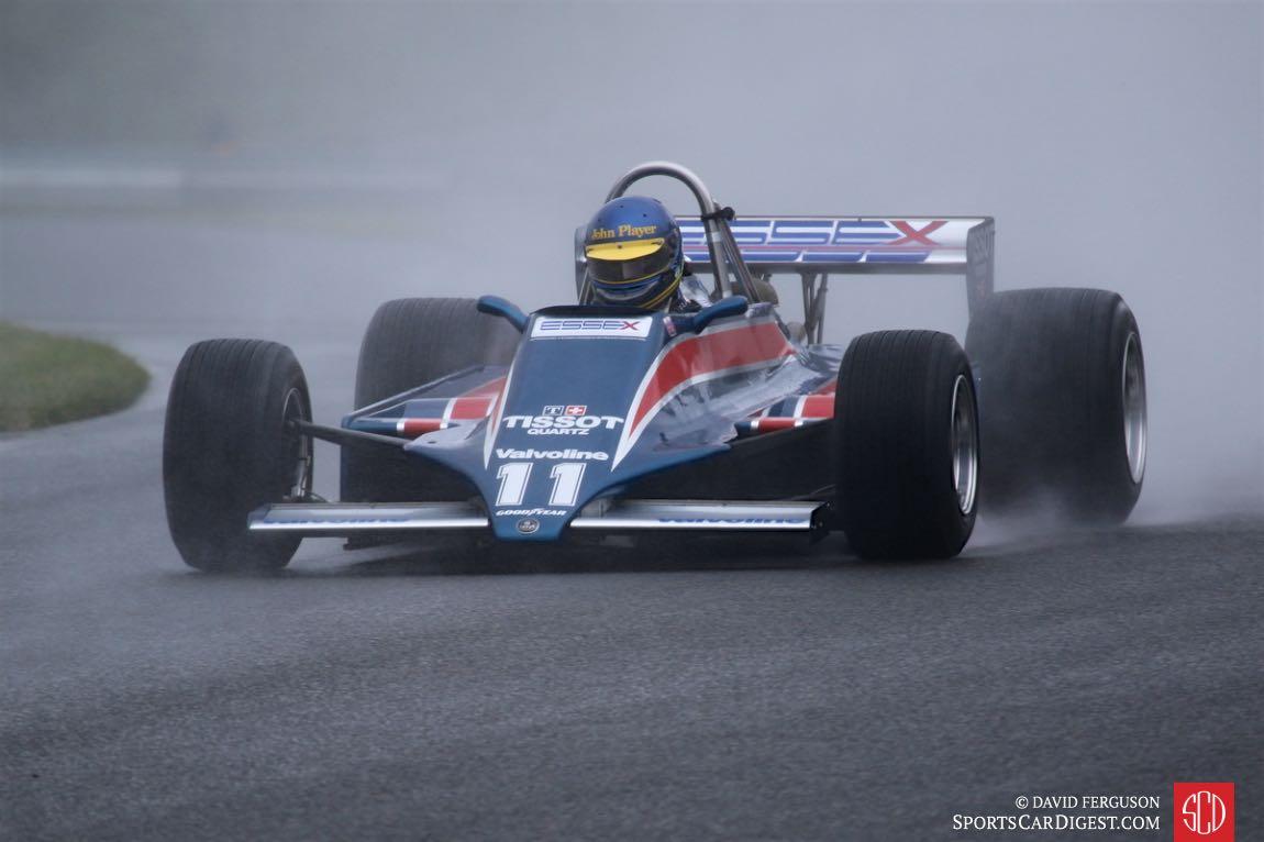 Andrew Beaumont, 80 Lotus 81
