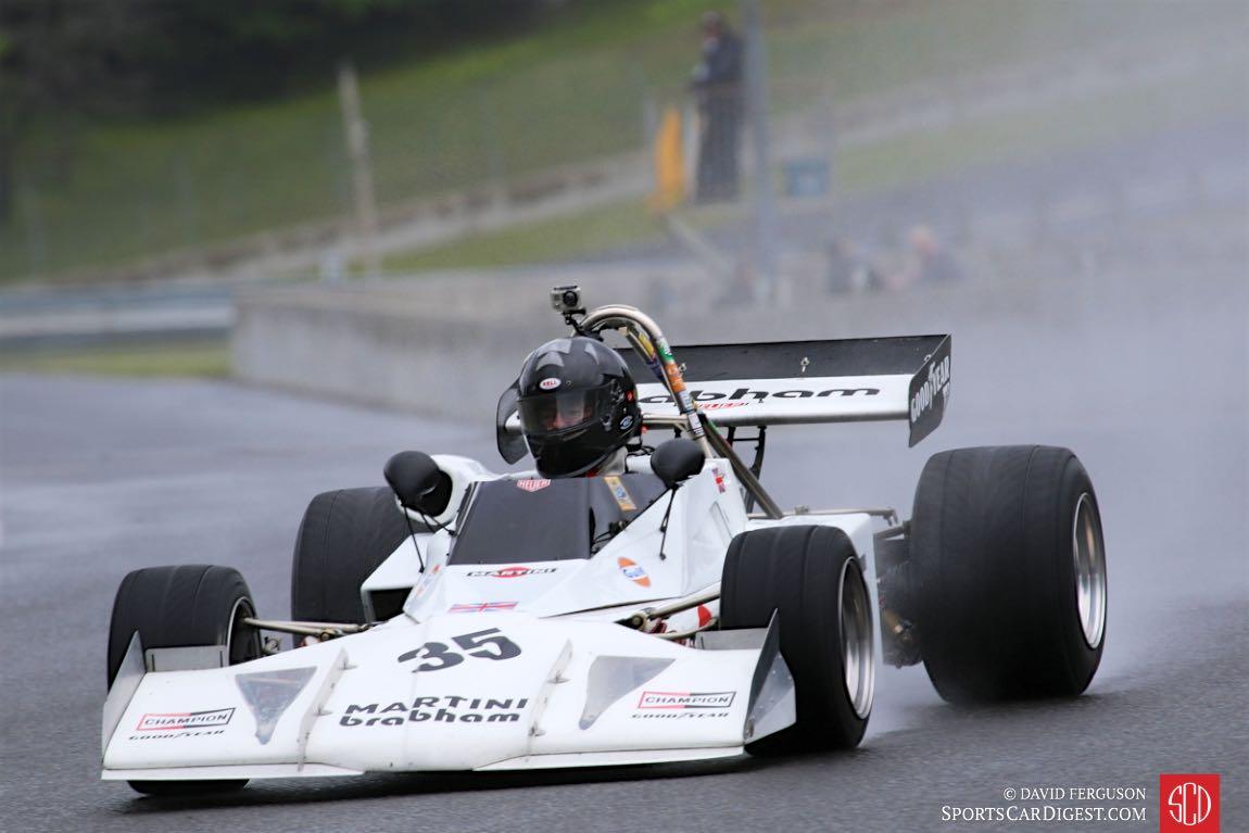 Jonathan Burke, 73 Brabham BT40