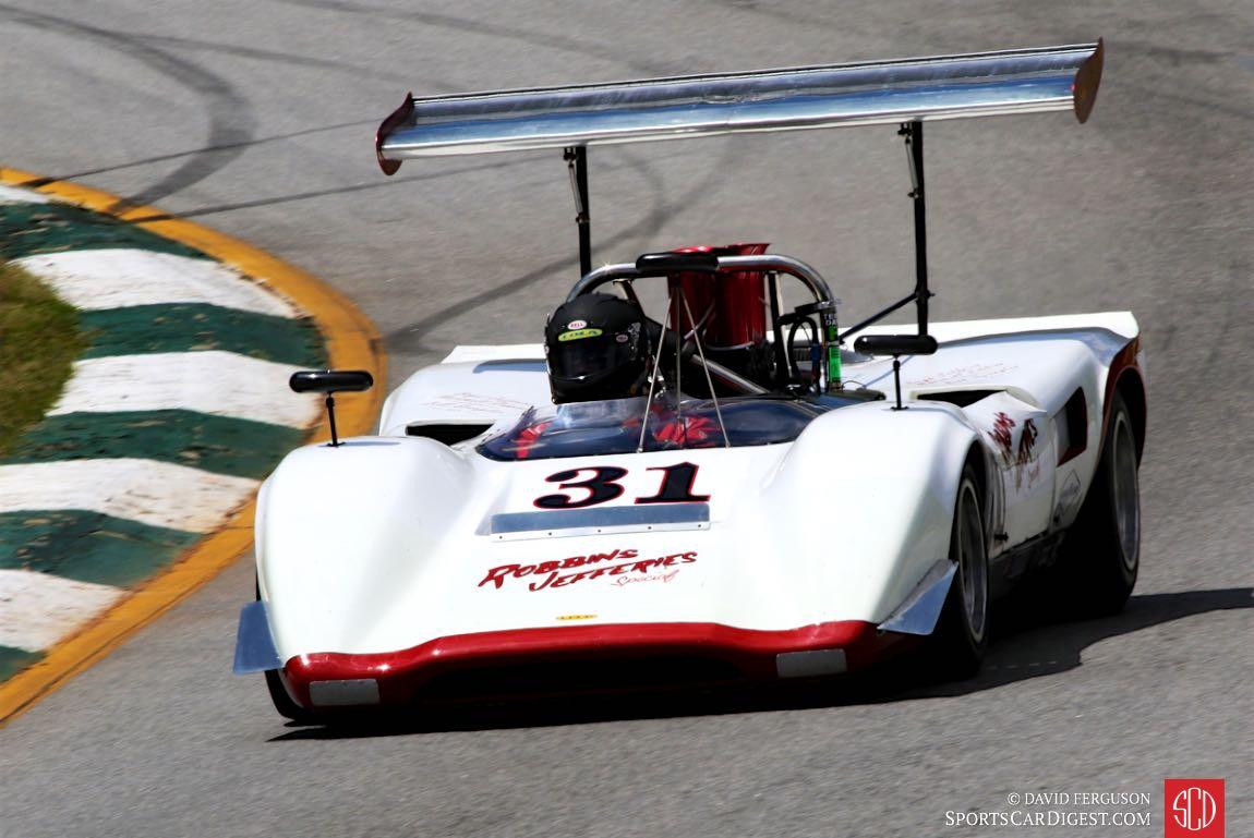 Michael Moss, 69 Lola T163