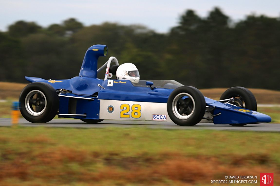The 1976 Lola T342 of Bruce Domeck