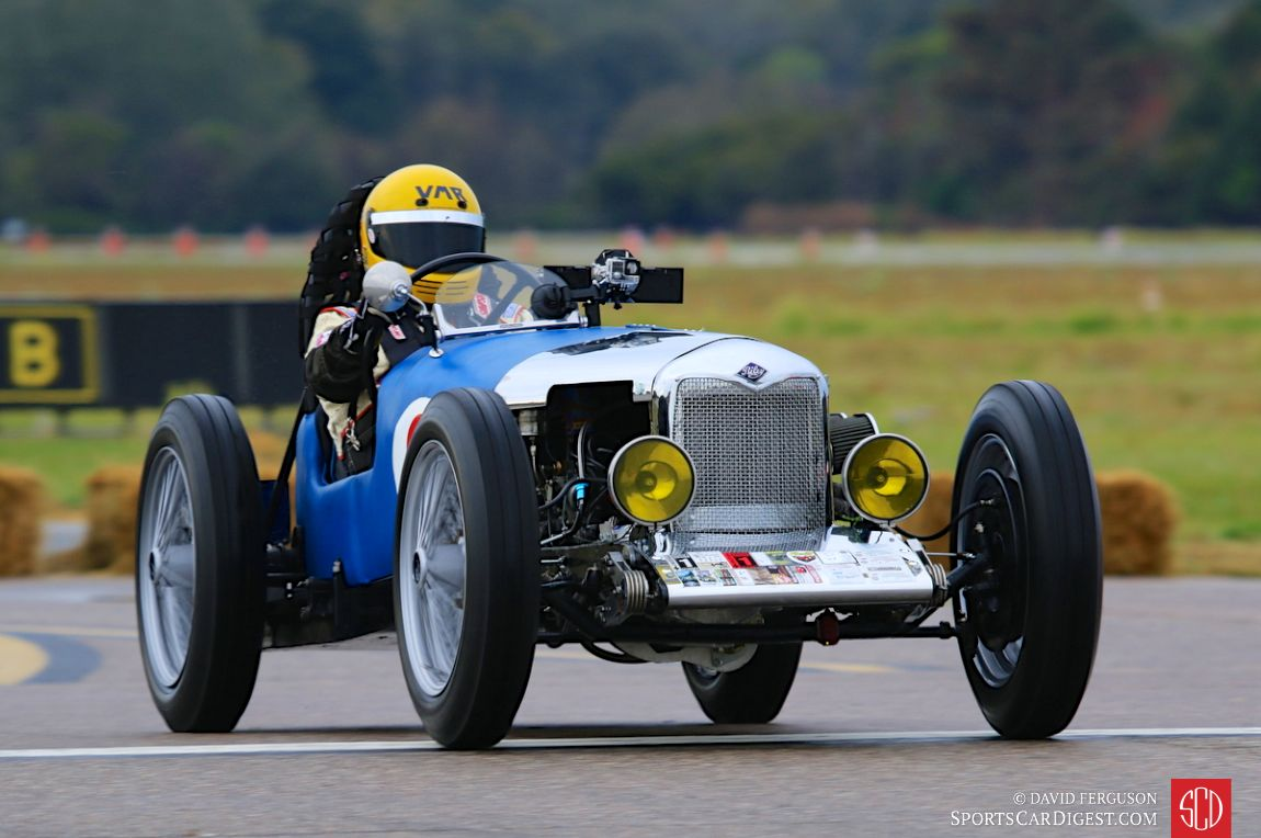 The 1928 Riley Brookland Special of Ray Morgan