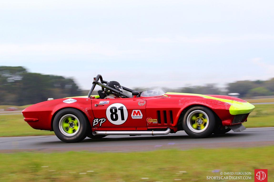 The 1965 Chevrolet Corvette of Michael Moss