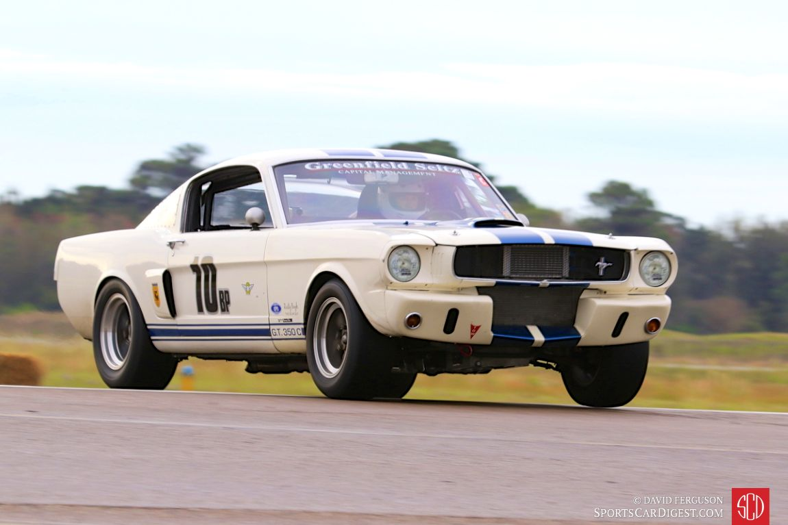 The 1965 Ford Mustang of Stephen Seitz