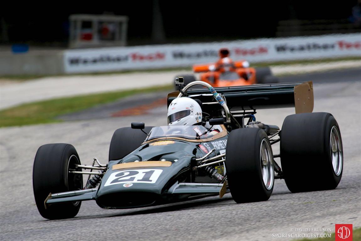Bruce Leeson, 69 McLaren M10B